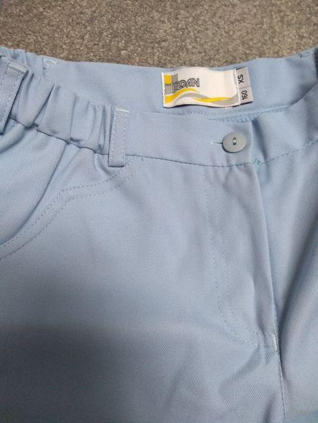 Spodnie medyczne nowe ELDAN