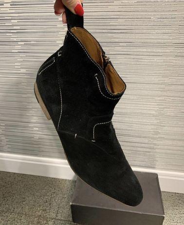 Мужские осенние ботинки , Италия , оригинал