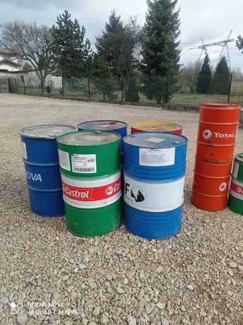 Beczki 200 litrów