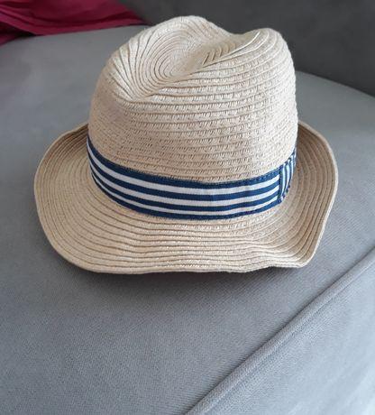 Kapelusz kapelusik slomkowy Zara
