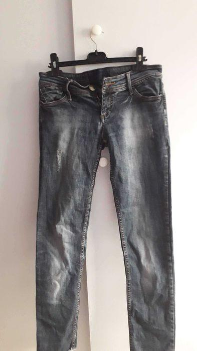 Spodnie Casual Jeans rozm. XS/S Warszawa - image 1