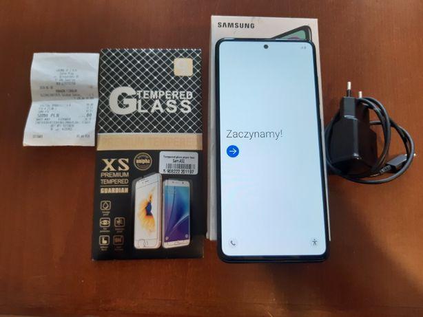 Samsung A51 stan jak nowy 16 miesięcy gwarancji