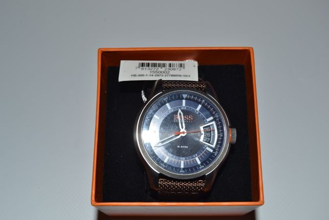 Мужские наручные часы Boss Orange 1550002 Hong-Kong Herren 48mm 5ATM