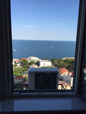 Квартира в Аркадии с прекрасным видом на море на улице каманина 16а