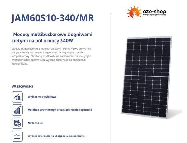 Kontener Ja Solar JAM60S10 340W SF