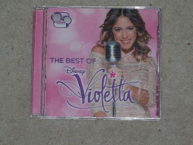 Violetta płyta CD