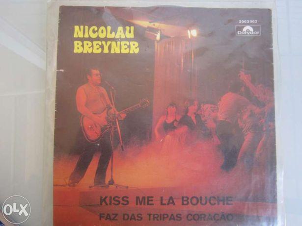 NICOLAU BREYNER - kiss me la bouche (1981)