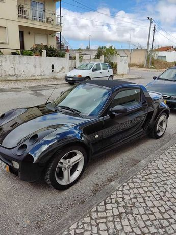 Smart Roadster 82cv 43.000 kms (como novo)