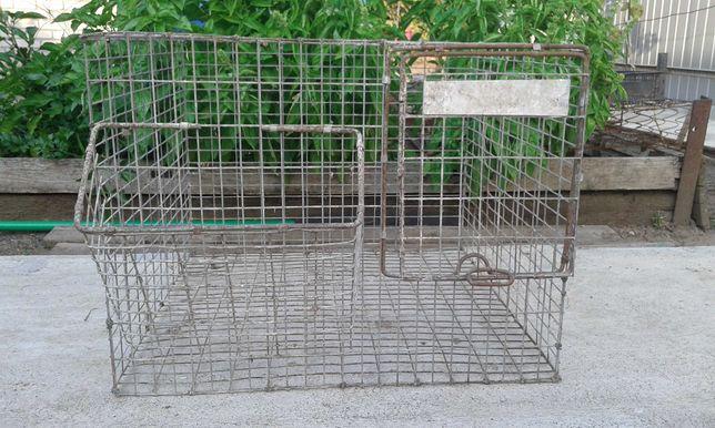Продам клетку для кроликов б/у