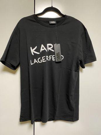 Koszulka Karl Lagerfeld Oryginał
