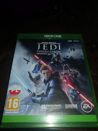 Star Wars upadły zakon Jedi Xbox one