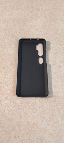 Чехол для Xiaomi 10 Pro, жесткий Ультратонкий матовый чорний чехол