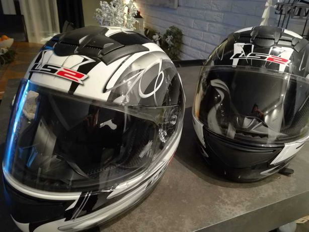 Kaski motocyklowe LS2