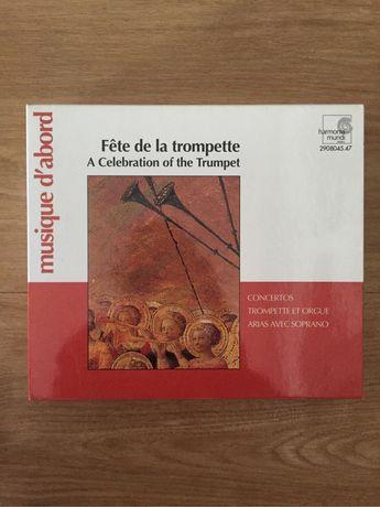 Coleção 3 CDS Fête de la trompette