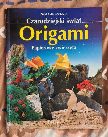 Origami papierowe zwierzęta