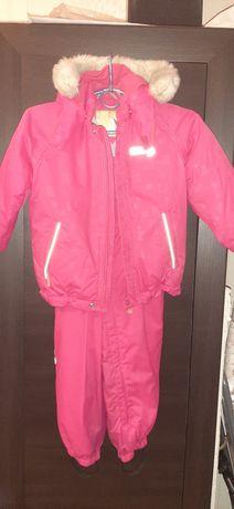 Пуховый костюм Reima TEC, 98 (+6) размер