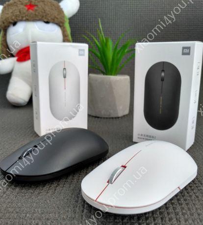 Бесшумная Беспроводная Мышь Xiaomi Mi Wireless Mouse Version 2