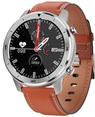Смарт часы (Smart watch) мужские + подарок ремешок и защитное стекло
