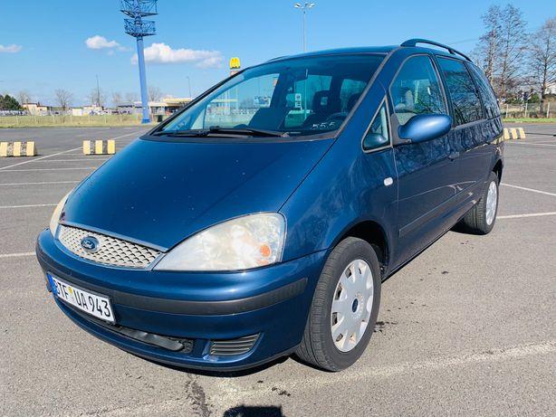 Ford Galaxy 1.9 Diesel 2006R Opłacony, Klimatyzacja