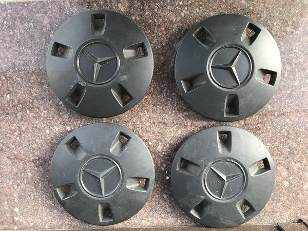 Продам ковпаки до дисків металевих Мерседес Віто-639,447 ориг Ивано-Франковск - изображение 1