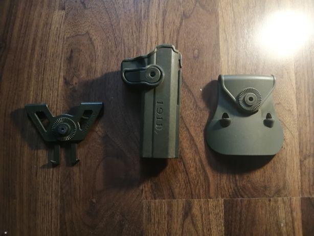Kabura IMI Defense Colt 1911 Adapter Molle OD Prawa