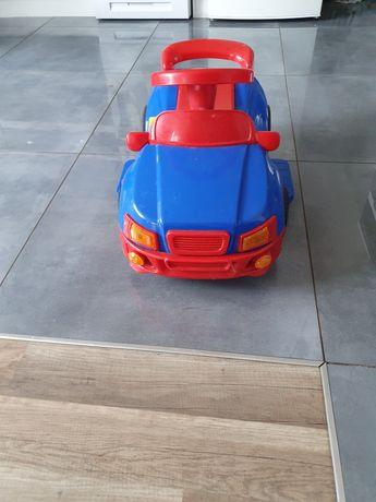 Samochodzik na akumulator dla dziecka