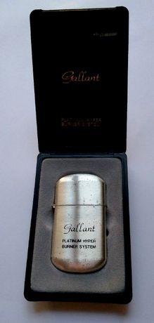 Isqueiro GALLANT Platinum (vintage, original)
