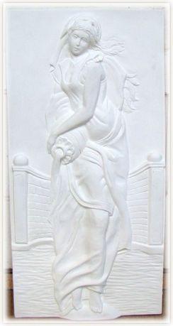 dekor gipsowy do kolekcji kolekcja płaskorzezb rzezba gipsowa Tanio