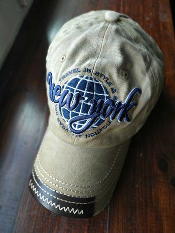 Nowa czapka bejsbolowa z daszkiem New York