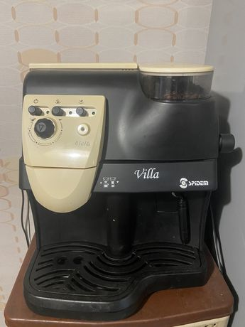 Кофемашина Villa Spidem