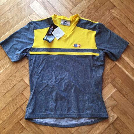 Nowa, damska koszulka kolarska SANTINI S/M