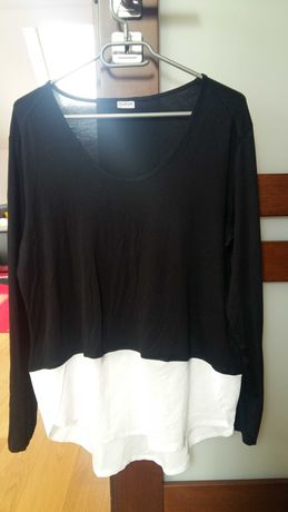 Nowa bluzka 40/42 L/XL Boutique 95%viskoza,na prezent