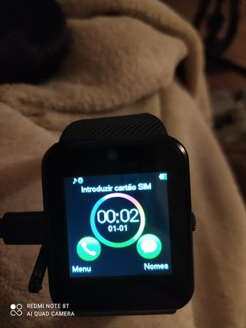 Smartwatch com cartão SIM