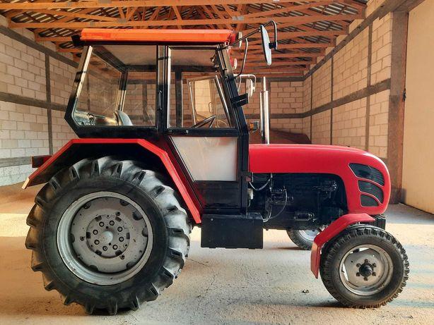 Ciągnik rolniczy URSUS C355 w stanie idealnym