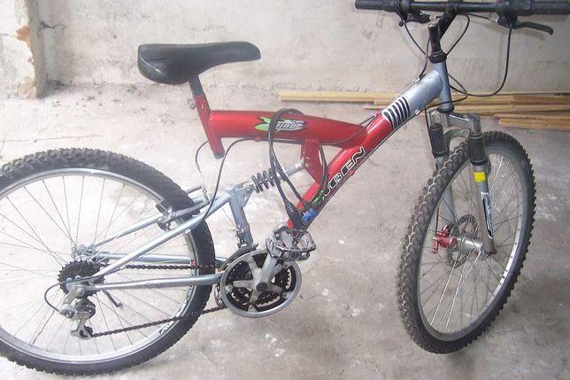 "Rower MTB OXYGEN koła 26"""