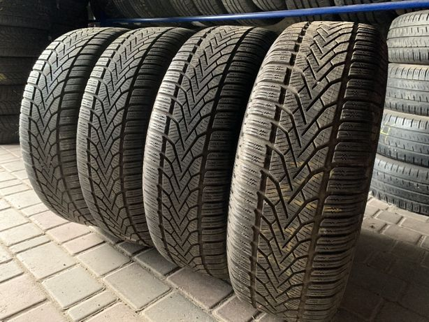 зима 215\65\R16 2015г 7мм Semperit Speed Grip 2 4шт шины шини
