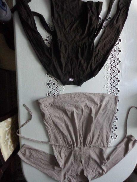 koszule ciążowe 3 szt