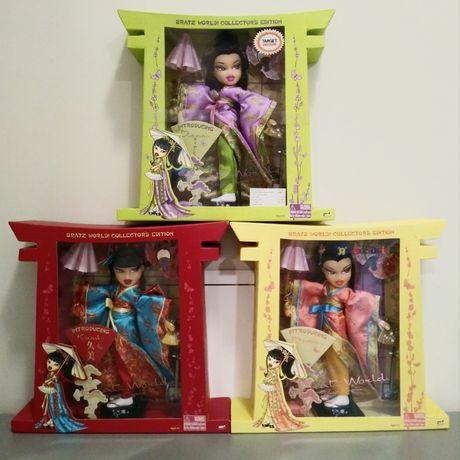 Кукла Bratz Collector's Edition Kumi Tiana May Lin Братц Барби MGA
