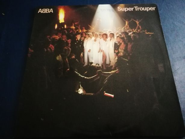 Abba - Super Trouper LP