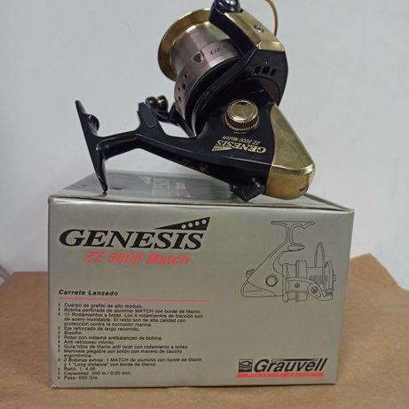 Carreto de pesca Grauvell Genesis ZZ 5500 Match