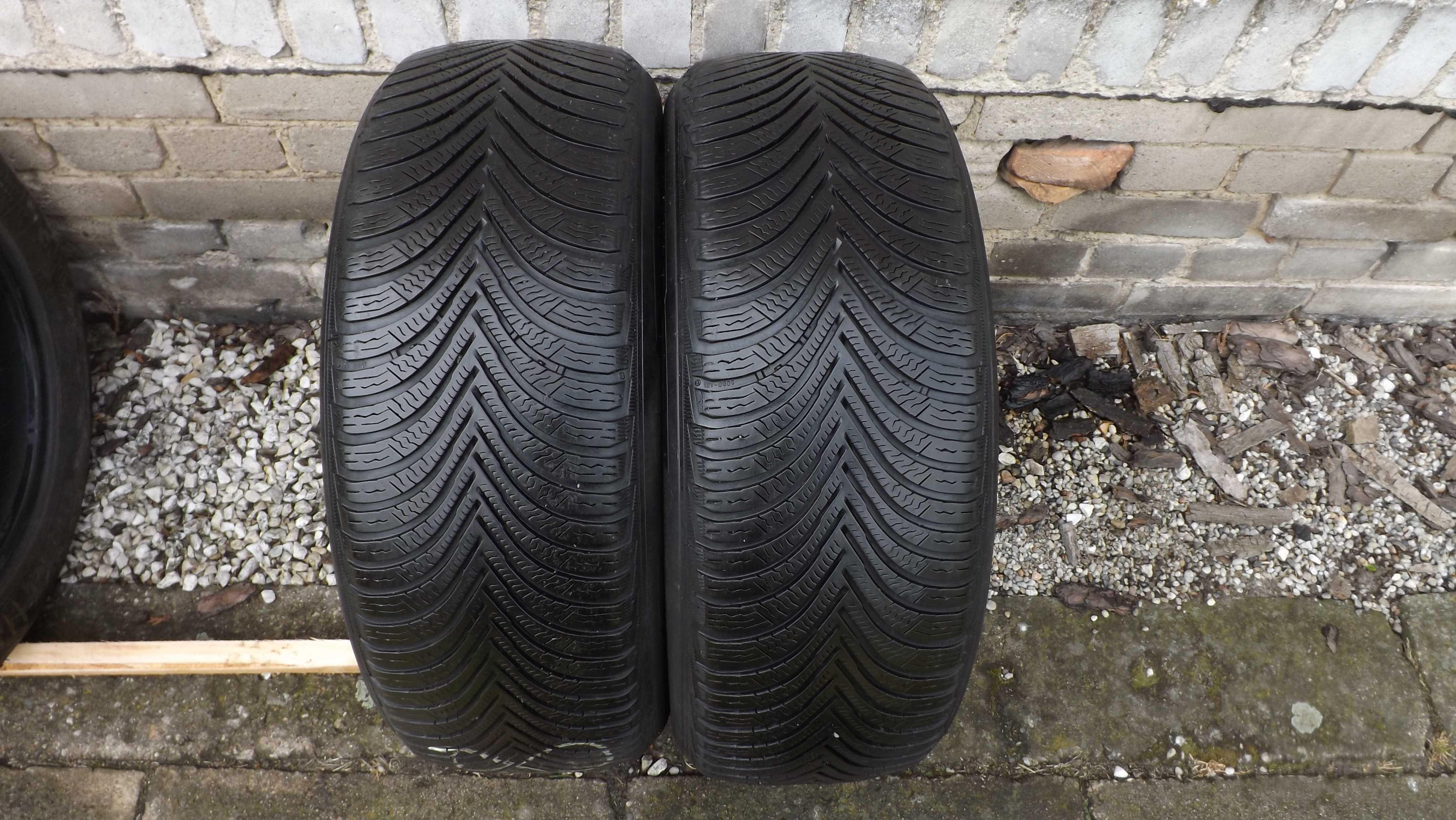 Opony zimowe Michelin Alpin 5 215/60/16 99H Extra Load DOT4016 Wysyłka