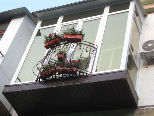 Француз, балкон, расширение, недорого, в рассрочку. Окна. Остекление