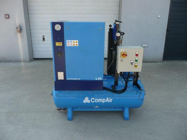 Sprężarka kompresor śrubowa CampAir L03 3KW