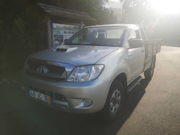 Carrinha Toyota 4x4