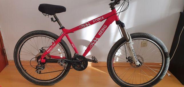 Bicicleta Btt Berg Stuka M