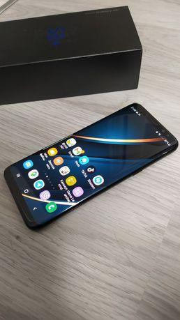 Телефон Samsung Galaxy S8 Plus Duos 64Gb Midnight Black (SM-G955FZKD)
