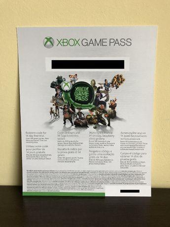 Xbox GAME PASS 14 dni