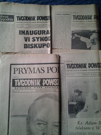 Tygodnik Powszechny 1980-81