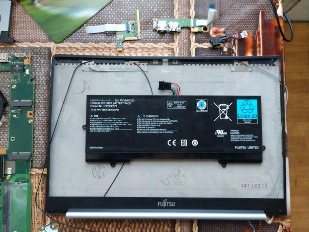 Ноутбук Fujitsu U772 на запчасти\восстановление