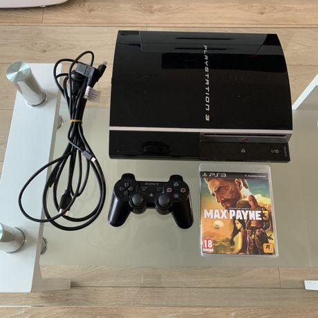 PlayStation 3 60GB + Max Pane 3